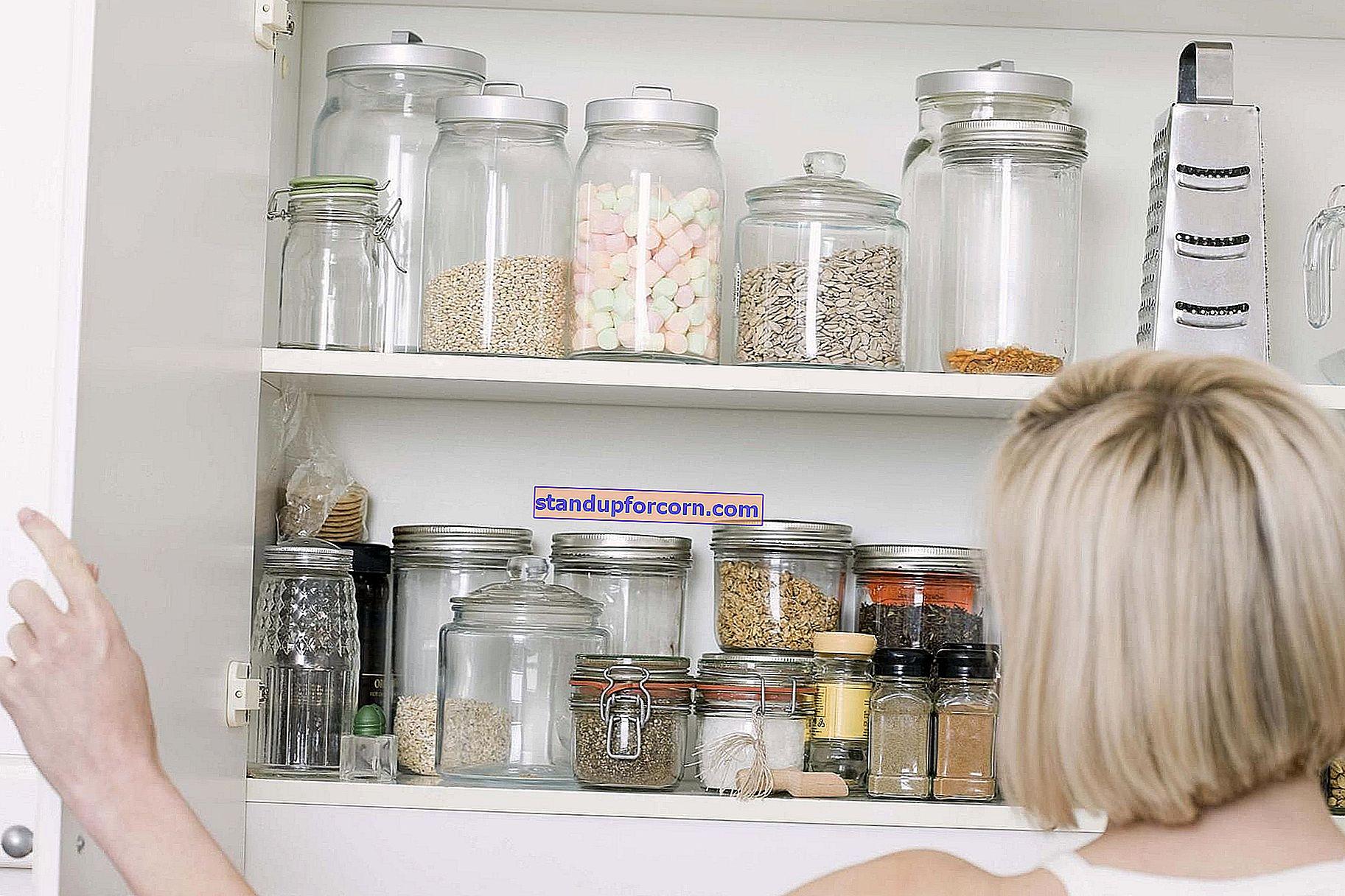 Ako bojovať proti potravinovým moliam doma?