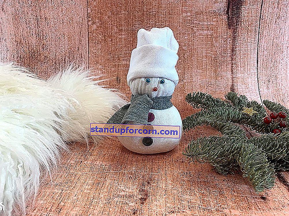 Noel ağacı için kurutulmuş portakallar - süslemeler için 5 harika fikir!