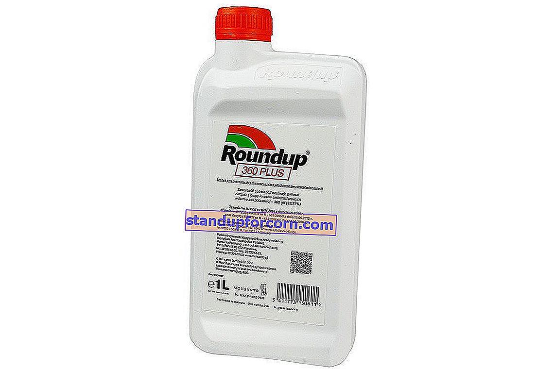 Roundup för ogräs. Användning, dosering och typer av Roundup
