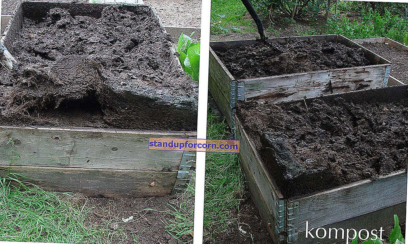 Kompost - nedir, nasıl yapılır, uygulama